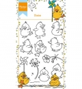 Hetty's - Ducks - Clear Stamps von Marianne Design