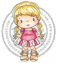 Swiss Pixie - Love Lucy- Clear Stamps von C.C.Designs